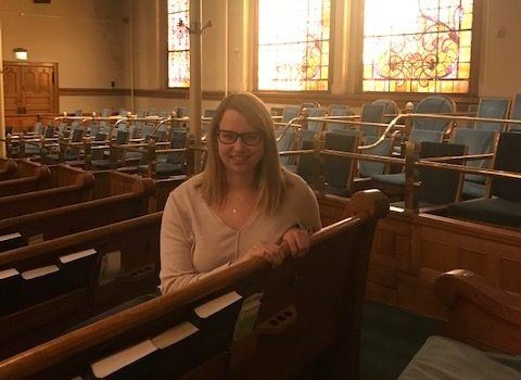Emma Moore – Youth Ministries Assistant